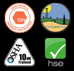 ISNetWorld SafeLandUSA OSHA HSE
